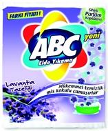 Resim Abc Elde Yıkama Toz Deterjanı Lavanta Tazeliği 600 gr