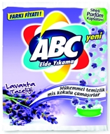 Picture of Abc Elde Yıkama Toz Deterjanı Lavanta Tazeliği 600 gr