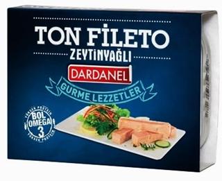Dardanel Fileto Zeytinyağlı 125 Gr  ürün resmi