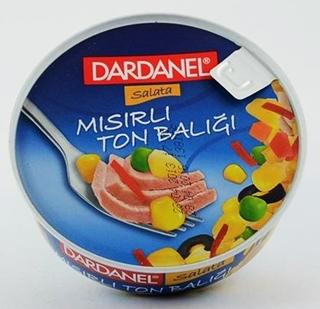 Dardanel Mısırlı Ton 185gr ürün resmi