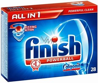 Calgonit Finish Powerball 28 Li ürün resmi