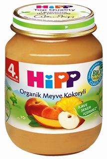 Hipp Organik Meyve Kokteyli 125 gr ürün resmi