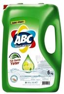 Resim Abc Bulaşık Deterjanı Limon 6 Kg