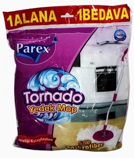 Parex Tornado Yedek Mop 1+1 ürün resmi