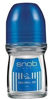 Snob Classic 50 Ml Roll-On Deo ürün resmi