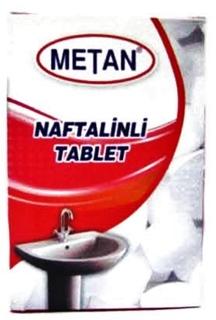 Metan Naftalin Tablet ürün resmi