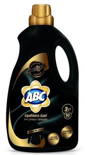 Abc Sıvı Deterjan Siyah 3 Lt ürün resmi