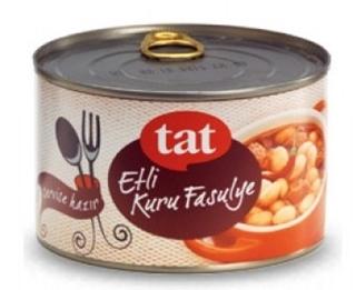 Picture of Tat Etli Kuru Fasulye 400 gr