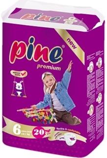Pine Extra Large 20 Li İkiz Paket Bebek Bezi ürün resmi
