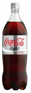 Coca Cola Light 1 Lt ürün resmi
