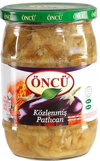 Öncü Közlenmiş Patlıcan 510 Gr ürün resmi