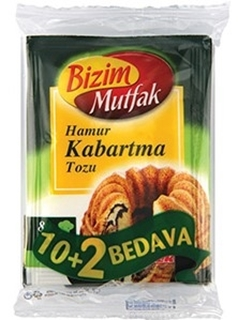 Bizim Mutfak Hamur Kabartma Tozu 10 x 10 gr ürün resmi