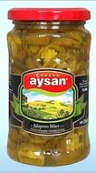 Resim Aysan Jalapone Turşu 370 Gr Cam
