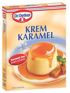 Picture of Dr. Oetker Krem Karamel 105 Gr