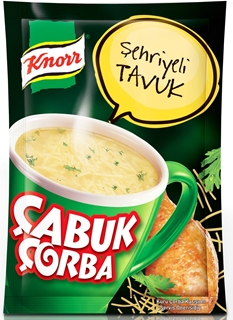 Picture of Knorr Şehriyeli Çabuk Tavuk Çorba 17 gr