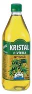 Kristal Riviera Zeytinyağı Cam Şişe 1 Lt ürün resmi