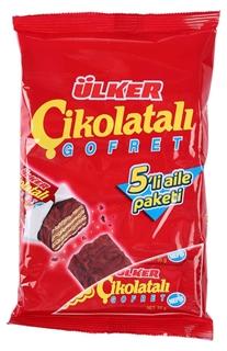 Ülker Çikolatalı Gofret 5 X 36 Gr ürün resmi