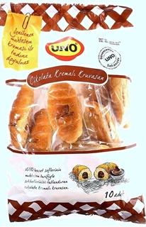 Uno Çikolata Kremalı Kruvasan 10 Lu 300 Gr ürün resmi