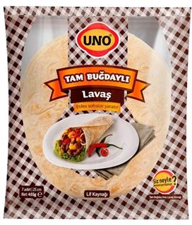 Uno Tam Buğdaylı Lavaş 455 gr ürün resmi