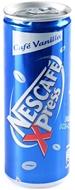 Resim Nescafé Xpress Vanilya Aromalı Kahveli Sütlü İçecek 250 Ml