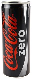 Coca Cola Zero Şekersiz 250 Ml ürün resmi