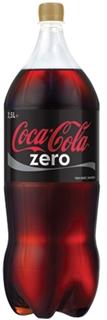 Coca Cola Zero 2,5 Lt ürün resmi