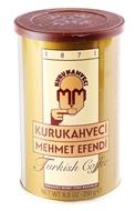 Resim Kurukahveci Mehmet Efendi Türk Kahvesi 250 Gr