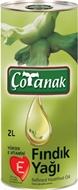 Picture of Çotanak Rafine Fındık Yağı 2 lt