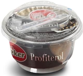 Picture of Eker Profiterol 100 Gr