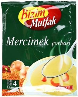 Bizim Mutfak Mercimek Çorbası 72 Gr ürün resmi
