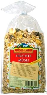 Mestemacher Meyveli Müsli 500 gr ürün resmi