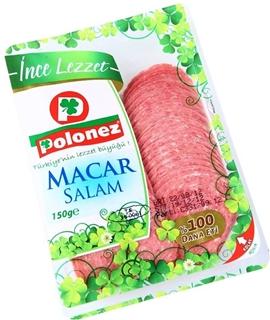 Polonez Dana Macar Salam 150 Gr ürün resmi