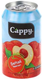 Cappy Şeftali Meyve Suyu 330 Ml ürün resmi