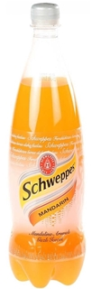 Schweppes Mandarin 1 lt ürün resmi