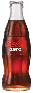 Coca Cola Şekersiz Cam 200 Ml ürün resmi