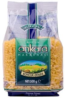 Nuh'un Ankara Meyve Vitaminli Boncuk 500 Gr  ürün resmi