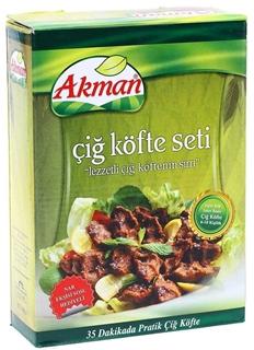 Picture of Akman Çiğ Köfte Seti
