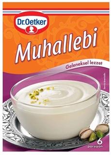 Dr. Oetker Muhallebi 210 Gr ürün resmi