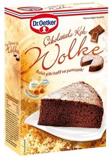 Dr. Oetker Wolke - Çikolatalı Kek 455 Gr ürün resmi