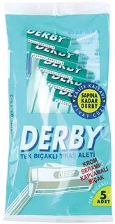 Derby Tek Bıçak Poşet 5'Li ürün resmi