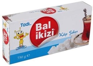 Bal İkizi Küp Şeker 750 Gr ürün resmi