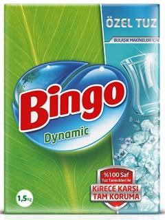 Bingo Kirece Karşı Tam Koruma Özel Tuz 1.5 kg ürün resmi