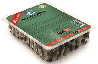 Marmarabirlik Salamura Doğal Siyah Zeytin 2XS 800 gr ürün resmi