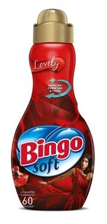 Bingo Soft Lovely Konsantre Çamaşır Yumuşatıcısı 1440 ml ürün resmi