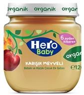 Picture of Hero Baby Organik Karısık Meyveli 120 Gr