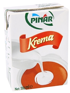 Pınar Krema 200 Ml ürün resmi