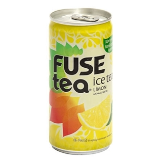 FUSE TEA LİMON 200 ML ürün resmi