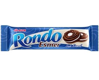 Ülker Rondo Esmer Kremalı Bisküvi ürün resmi