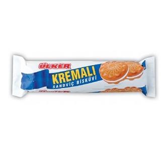 Ülker Kremalı Sandviç Bisküvi 76 Gr  ürün resmi