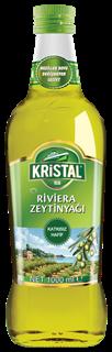 Kristal Riveria Zeytinyağı Cam Şişe 1 lt Ürün Görseli
